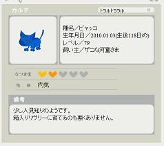 おまwえもかっw…内気だったトラ(100501.jpg