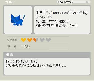 ニヒルになったトラ(100619.jpg